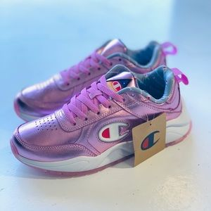 "CHAMPION 93EIGHTEEN ""METALLIC PINK"""